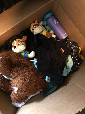Free clothes animals and snow sled for Sale in Lakewood, CA