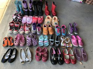Girls shoes size 9-13 for Sale in Fremont, CA