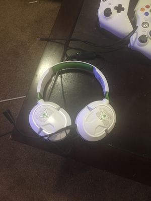 Headset turtle beach for Sale in Vienna, VA