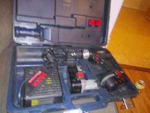 Bosch Brute Drill set 18V for Sale in Schenectady, NY