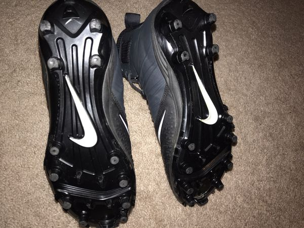 Nike Force Savage Football Cleats Size:10