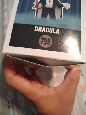 Dracula Funko Pop NOT MINT 2 for Sale in Long Beach, CA