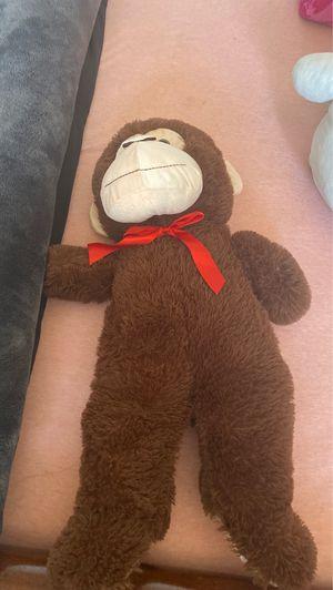 Stuffed monkey for Sale in Carson, CA