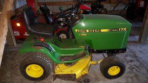John Deere Hydro 175 Riding Lawn Mower for Sale in Barrington, IL