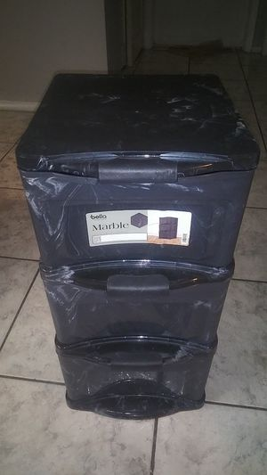 plastic drawer for Sale in Tampa, FL