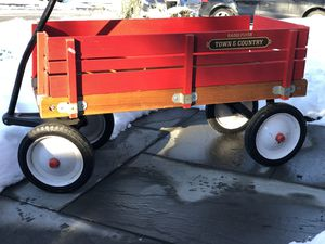 Radio Flyer Town and Country Wagon for Sale in New Market, MD