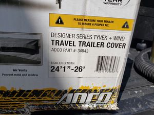 RV Cover for Sale in Longmont, CO