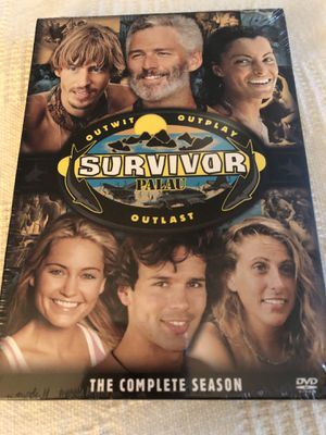 Survivor Palau DVD for Sale in Houston, TX