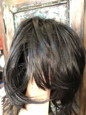 Black wig for Sale in Los Angeles, CA