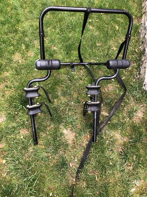 Rhode Gear Spare Tire Mount 2 Bike Bicycle Rack Carrier - $45 for Sale in Fairfax, VA