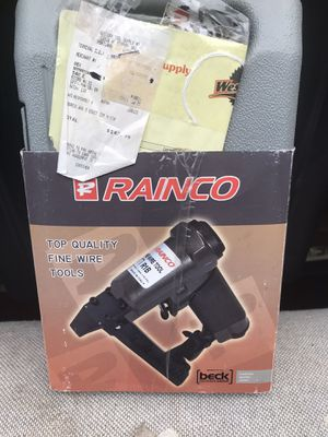 Rainco Upholstery Nail Gun for Sale in Estacada, OR