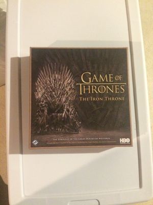 Game of Thrones Board Game for Sale in Kensington, MD