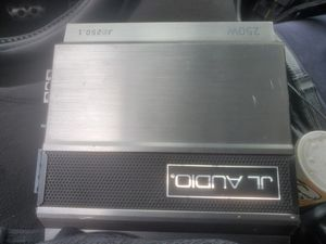 Jl audio 250w 2ch for Sale in Auburn, WA