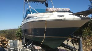 270 sea ray Sundance. Entire package less than 30 total hours for Sale in Jamul, CA