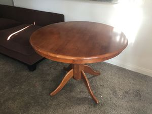 Wooden Breakfast Table for Sale in Henderson, NV