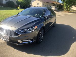 2017 Fusion Titanium for Sale in Elk Grove, CA