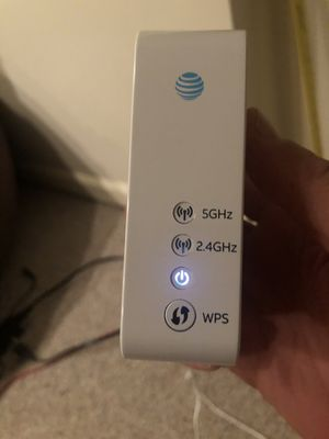 AT&T Wifi Extender Air 4920 for Sale in Greenville, SC