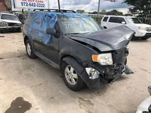 2008 Ford Escape for parts for Sale in Dallas, TX