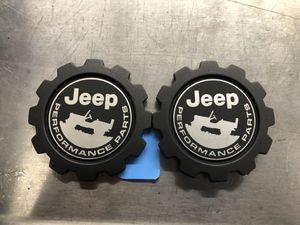 Jeep performance parts badges for Sale in Issaquah, WA