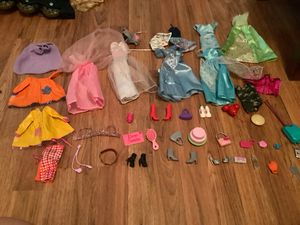 Barbie Clothes and Accessories for Sale in Lakeland, FL
