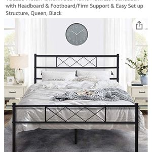 Queen Bed Frame for Sale in Cleveland, OH