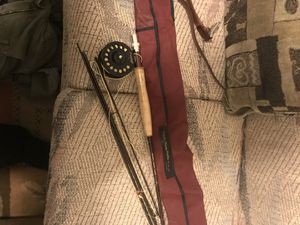 Fly fishing rod and real for Sale in Gresham, OR