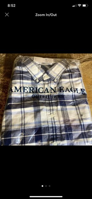 American Eagle dress shirt men for Sale in Dayton, TN