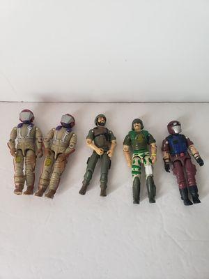 Vintage 1980's gi joe action figures for Sale in Peoria, AZ