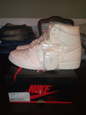 "Brand new Jordan 1 ""Agave Ice"" size 11 for Sale in Willow Spring, NC"