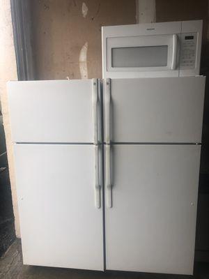 White full set of kitchen appliances for Sale in Margate, FL