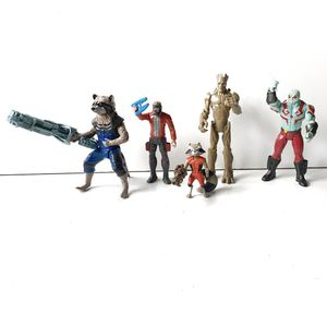 Marvel Guardians Of The Galaxy action figures for Sale in Severn, MD