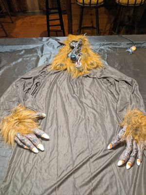 Wolf costume for Sale in East Wenatchee, WA