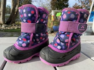 Kamik toddler snow boot for Sale in Seattle, WA