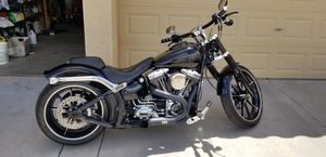 2014 Harley Davidson Breakout for Sale in Mesa, AZ