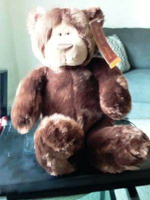 Brown teddy bear for Sale in Glen Burnie, MD
