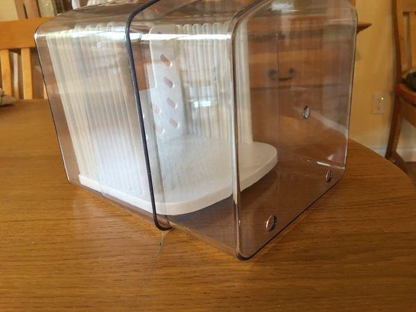 Bread Storage Box Expandable