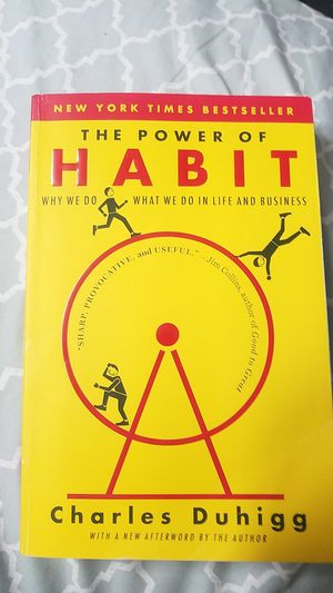 The power of habit for Sale in Sacramento, CA