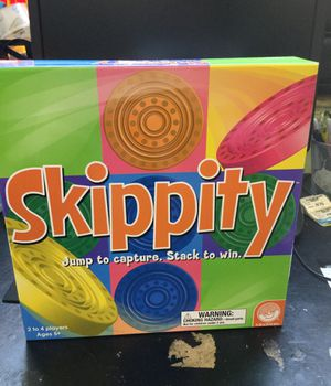 Skippity Board Game for Sale in Marlboro Township, NJ