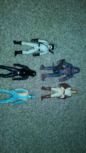 Old Star Wars action figures for Sale in Wilsonville, OR