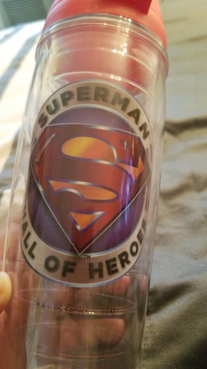 Superman cup for Sale in Fontana, CA