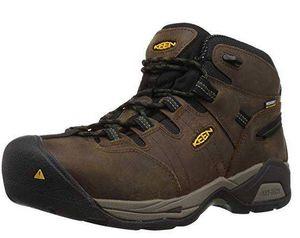 KEEN size 9 WIDE Men Detroit XT Waterproof Steel toe Safety Work Boot for Sale in San Jose, CA
