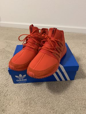 Adidas tubular radial size 12 for Sale in Kissimmee, FL