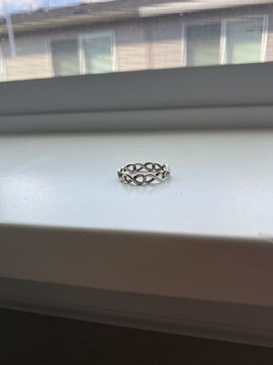 Tiffany silver ring size 7 for Sale in Aloha, OR