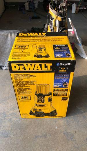 Dewalt flashlight light 7000 Lumens for Sale in Addison, IL