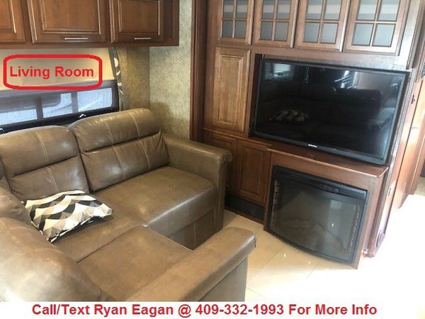 Used 2015 Forest River Georgetown 377XL Class A Motorhome 7500 miles FINANCING AVAILABLE