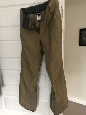 Patagonia Snowshot Pants - Large - Coriander Brown for Sale in Norfolk, VA