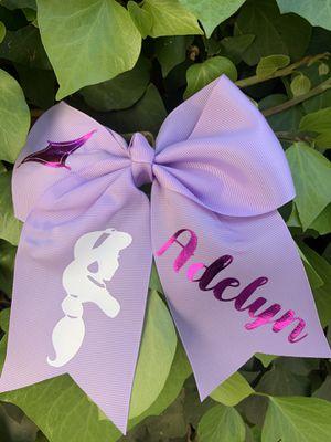 Princess Jasmin Disney bow for Sale in Alhambra, CA