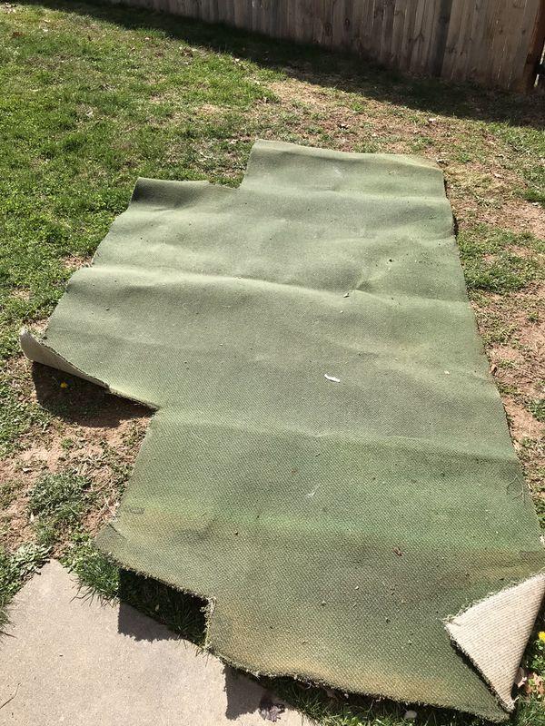 FREE carpet remnants
