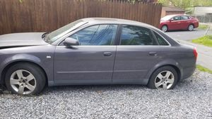 02 Audi a4 for parts for Sale in Lancaster, PA
