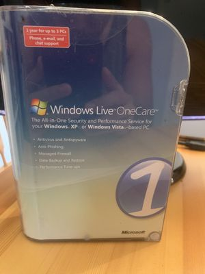 Windows Live OneCare for Sale in Pasadena, CA